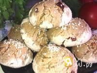 Приготовление булочек с вялеными помидорами: шаг 8