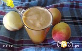Персиково-изюмный морс