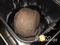 Приготовление черного хлеба с кунжутом: шаг 2