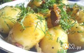 Картофель по-белоруски