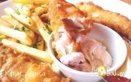 Рыбные палочки в кляре (Fish  Crust )