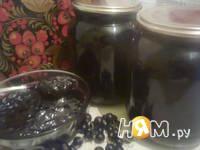 Приготовление живого желе из черной смородины: шаг 6