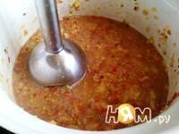 Приготовление соуса из черешни: шаг 5