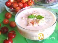 Приготовление соуса из черешни: шаг 7