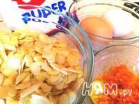 Приготовление апельсиновых флорентинов: шаг 3