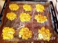 Приготовление апельсиновых флорентинов: шаг 5
