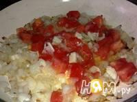 Приготовление мусаки с кабачком (цуккини) и помидорами: шаг 5