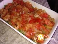 Приготовление мусаки с кабачком (цуккини) и помидорами: шаг 9