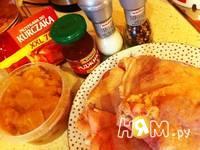 Приготовление курицы с медом и аджикой: шаг 2