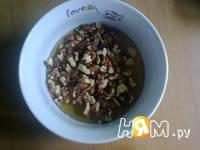 Приготовление грецких орехов с мёдом: шаг 3