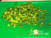Приготовление запеканки из гречневой каши с грибами: шаг 2