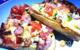 Пикантные бутерброды