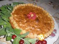 Приготовление пирога с малиной: шаг 7