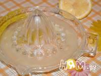Приготовление огуречного лимонада: шаг 3