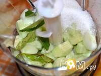 Приготовление огуречного лимонада: шаг 4