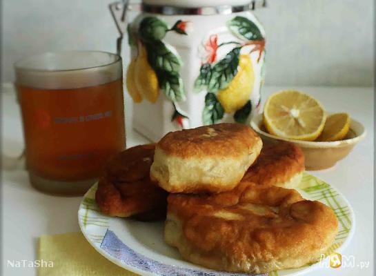 Рецепт Тесто для пирожков на кефире