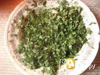 Приготовление закуски из баклажанов с шампиньонами: шаг 4