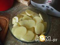 Приготовление тушеного картофеля: шаг 4