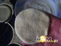 Приготовление творожного печенья: шаг 4