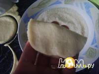 Приготовление творожного печенья: шаг 5