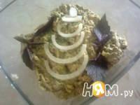 Приготовление мхали из стручковой фасоли: шаг 6