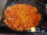 Приготовление мясной запеканки с картофелем: шаг 6
