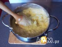 Приготовление мясной запеканки с картофелем: шаг 9