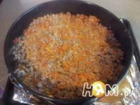 Приготовление мясной запеканки с картофелем: шаг 11