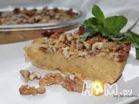 Приготовление орехово-лимонного каравая: шаг 12