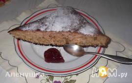 Пирог на сухом киселе