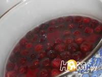 Приготовление вишневого компота на зиму: шаг 2