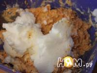 Приготовление морковного торта: шаг 6