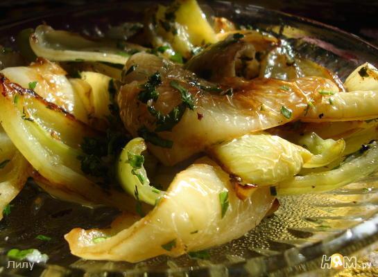Рецепт Жареный болгарский перец