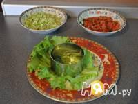 Приготовление тартара из лосося: шаг 5