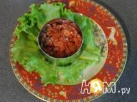 Приготовление тартара из лосося: шаг 6