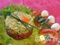 Приготовление тартара из лосося: шаг 9
