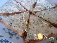 Приготовление бутербродов Гость на пороге: шаг 4
