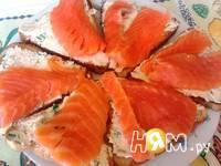 Приготовление бутербродов Гость на пороге: шаг 5