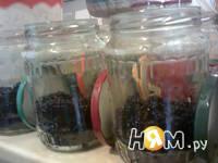 Приготовление компота из ежевики: шаг 2