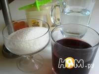 Приготовление мороженого Фруктовый лед: шаг 2
