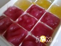 Приготовление мороженого Фруктовый лед: шаг 6