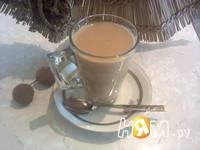 Приготовление мацони с растворимым кофе: шаг 5