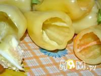 Приготовление перца замороженного для фарширования: шаг 2