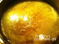 Приготовление черносмородинового соуса: шаг 4