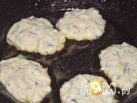 Приготовление кабачковых оладушек: шаг 6