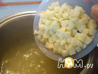 Приготовление супа с перепелками: шаг 8