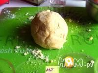 Приготовление венского фруктового пирога: шаг 3