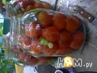 Приготовление квашенных помидор по-Русаковски: шаг 3