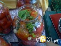 Приготовление квашенных помидор по-Русаковски: шаг 4