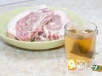 Приготовление свиного стейка в маринаде: шаг 2